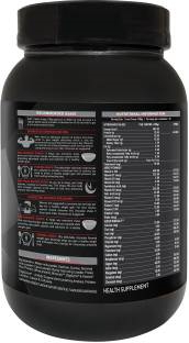 MuscleBlaze Weight Gainer with Added Digezyme (2.2 lb), 1 kg Chocolate