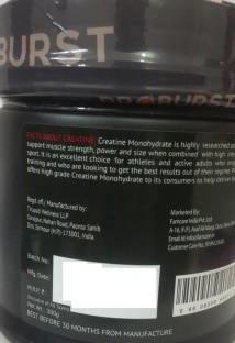 Proburst Creatine Monohydrate (300gm)