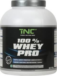 Tara Nutricare 100% Whey Protein (3Kg, Chocolate)