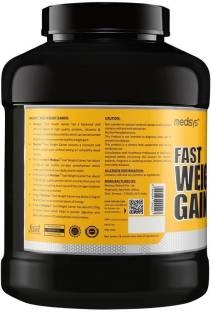 Medisys Fast Weight Gainer (3Kg / 6.61lbs, Banana)
