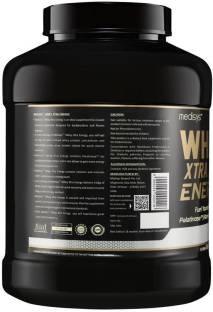 Medisys Whey Xtra Energy (2Kg, Chocolate)