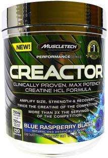 Muscletech Creactor Protein (264gm, Raspberry)
