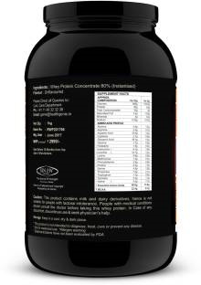 Sinew Nutrition Instantised Whey Protein 80% Concentrate (1Kg)