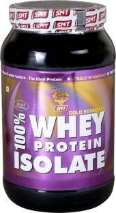 SNT 100 % Whey Protein Isolate (908gm, Vanilla)