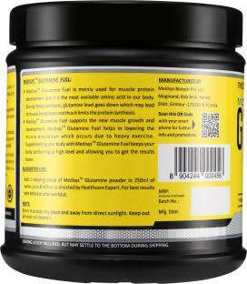 Medisys Micronized Glutamine Fuel Protein (300gm)