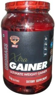 SNT Gromass Xtra Gainer (1Kg, Chocolate)