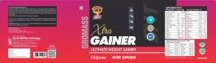 SNT Gromass Xtra Gainer (2.5Kg, Chocolate)