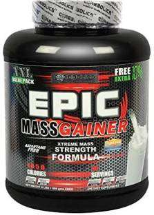 Corebolics Epic Mass Gainer (2.99Kg, Banana)
