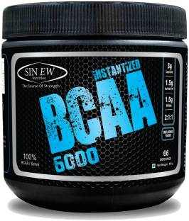 Sinew Nutrition Instantized BCAA 2:1:1 Sport Supplement (400gm / 0.89lbs)