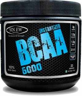 Sinew Nutrition Instantized BCAA 2:1:1 Sport Supplement (200gm / 0.45lbs)