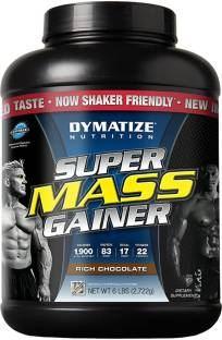 Dymatize Super Mass Weight Gainer (2.72Kg Chocolate),