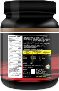 Inlife Whey Protein Powder Supplement (454gm, Cookies and Cream)