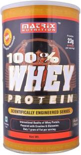 Matrix Nutrition 100% Whey Protein (500gm, Chocolate)