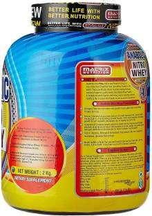 Matrix Nutrition Anabolic Nitro Advanced Whey (2Kg, Chocolate)