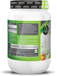 Advance Nutratech Glutamine Supplement (300gm, Fruit Punch)