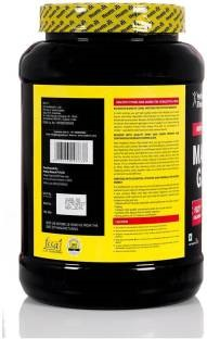 HealthVit Fitness Mass Gainer (2Kg, Chocolate)
