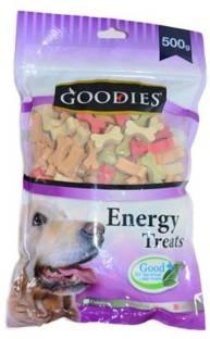 Goodies Energy Treats Cut Bone Vegetable Dog Treat 500 gm