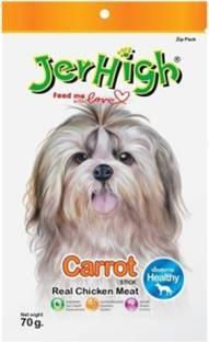 Jerhigh Carrot Chicken Dog Treat 70 gm