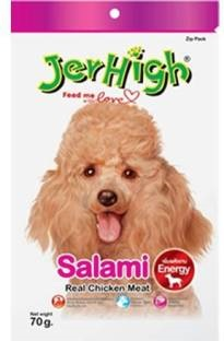 Jerhigh Salami Chicken Dog Treat 70 gm