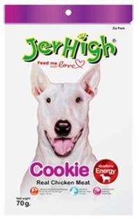 Jerhigh Cookie Chicken Dog Treat 70 gm