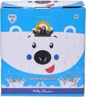 Scoobee Milk Dog Treat Biscuits (1kg)