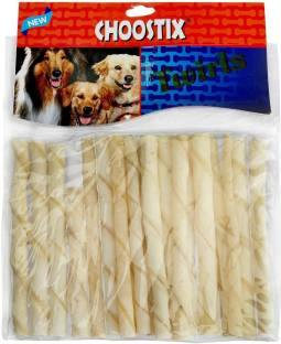 Choostix Twirls Dog Treat Food (100gm)