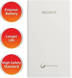 Sony CP-V6 6100 mAh Power Bank
