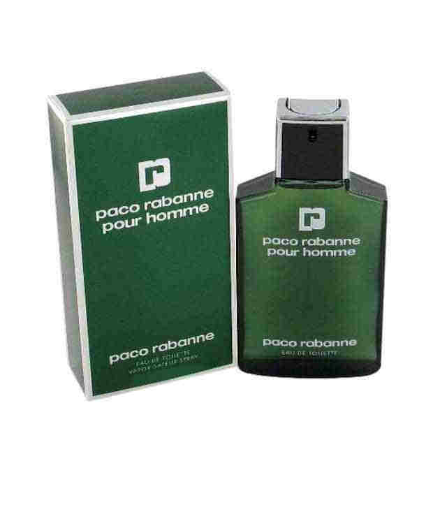 Paco Rabanne Pour Homme EDT For Men 100 ml