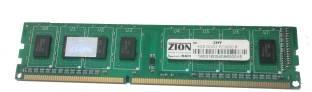 Zion ZHY16004096 4 GB Ddr3 Desktop Ram