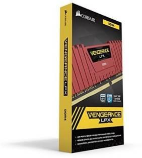 Corsair Vengeance LPX (CMK8GX4M1A2400C16R) 8GB DDR4 6th Generation Ram