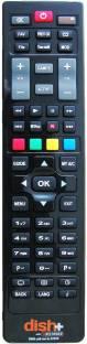 Dish TV Dish Plus HD Remote (Dish Plus DTH Remote)