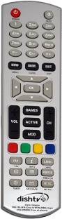 Dish TV DTH Remote (Dish TV D2H Remote)