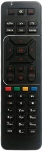 Airtel Digital TV DTH Remote (Airtel HD DTH Remote)