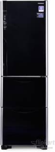 Hitachi R-SG37BPND-GS/GBK 390Litres 4S Triple Door Refrigerator