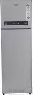 Whirlpool Neo IF305 ELT 290 L 3S Double Door Refrigerator, Alpha Steel