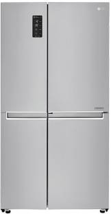 LG GC-M247CLBV 687 Ltr Side by Side Refrigerator