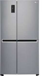 LG GC-B247SLUV 687 Ltr Side by Side Refrigerator