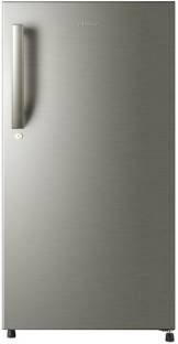 Haier HRD-1954BS-R 195L 4S Single Door Refrigerator