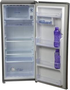 Haier HRD-2204BS-R 220Ltr 4S Single Door Refrigerator