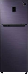 Samsung RT39M5538UT 394L Double Door Refrigerator, Pebble Blue