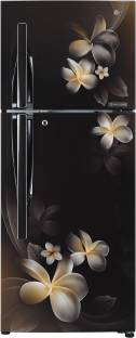 LG GL-T292RHPN 260 L 4 Star Frost Free Double Door Inverter Refrigerator, Hazel Plumeria
