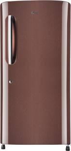 LG GL-B221AASX 215 L 4 Star Direct Cool Single Door Inverter Refrigerator, Amber Steel