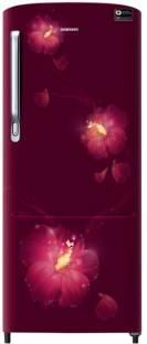 Samsung RR24M275ZR3/NL 230 L 3 Star Direct Cool Single Door Inverter Refrigerator, Rose Mallow Plum