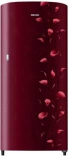 Samsung RR19N1112RZ-HL/RR19N2112RZ-NL 192 L 2 Star Direct Cool Single Door Refrigerator