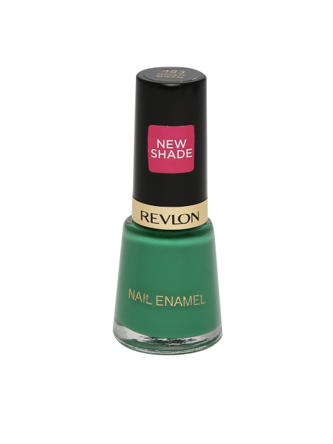 Revlon Nail Enamel, Green Sheen 483, 8 ml