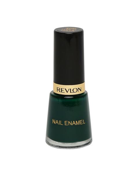 Revlon Nail Enamel, Forest Green, 8ml