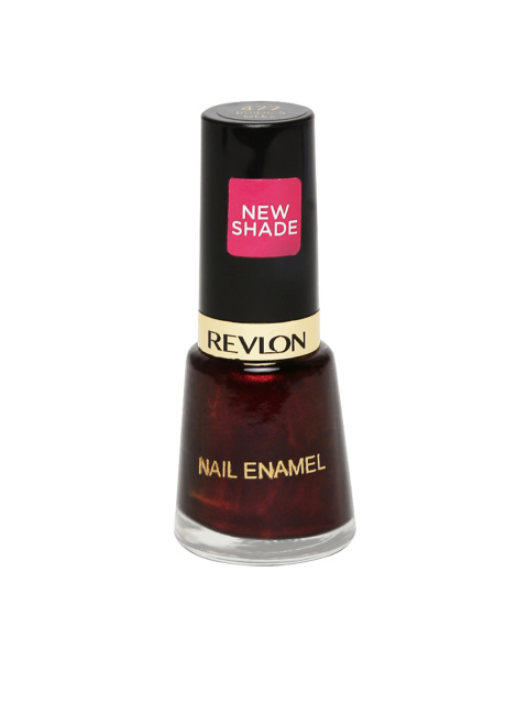 Revlon Nail Enamel, Knotty Berry 478, 8ml