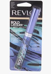 Revlon Bold Lacquer Grow Luscious Length & Volume Mascara, Blackest Black (001)