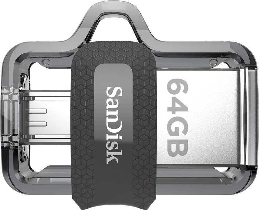 Sandisk Ultra Dual Drive M3.0 64 GB OTG Pen Drive