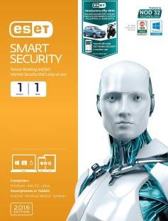 Eset Smart Security 2016 1PC 1Year
